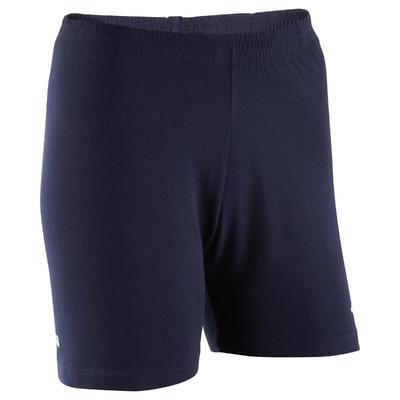 Short volleyball femme Lady bleu