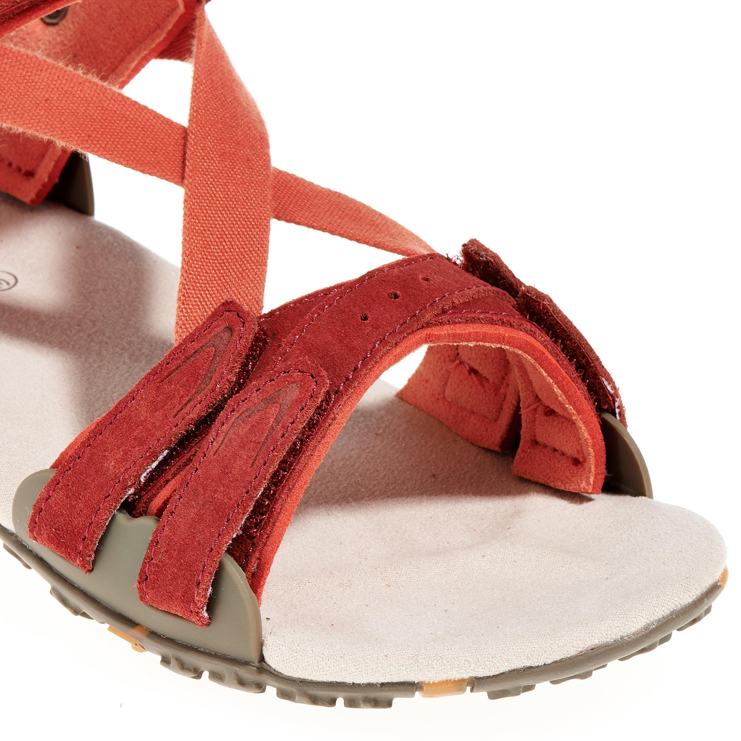 Swtich200 Brique Sandale Femme Randonnée Arpenaz XuOPkiZT
