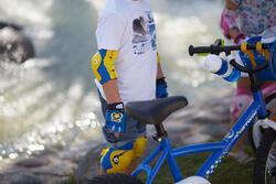 Set fietsbeschermers XXS voor kinderen - 56674