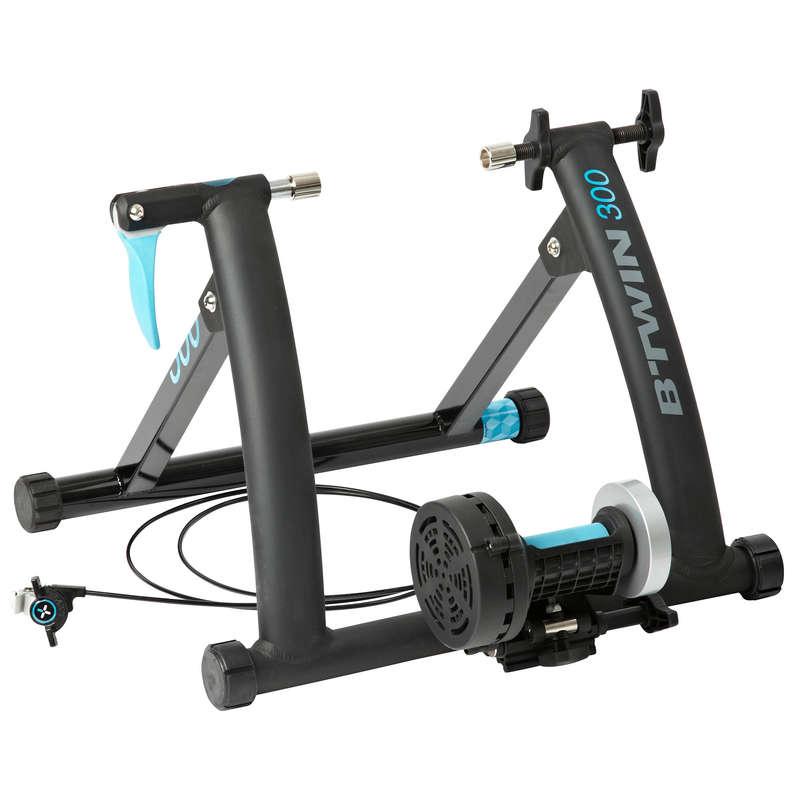 Trenażery Akcesoria rowerowe - Trenażer IN'RIDE 300 550 W BTWIN - Akcesoria rowerowe