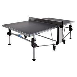 tafeltennistafel voor buiten FT 855 donkergrijs - 566931