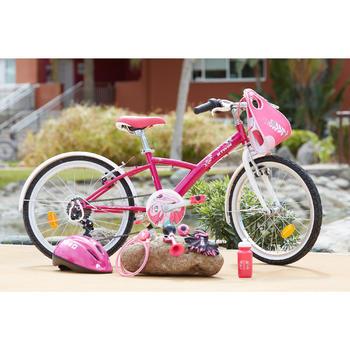 Fahrradklingel Mistigirl Kinder rosa