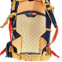 Easyfit Men's 50 Litre Mountain Trekking Backpack - Blue