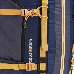 Backpack Easyfit 50 liter blauw - 567891