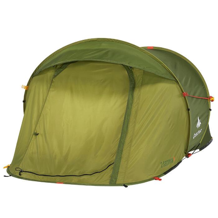 Double toit pour tente 2 Seconds 1 Easy