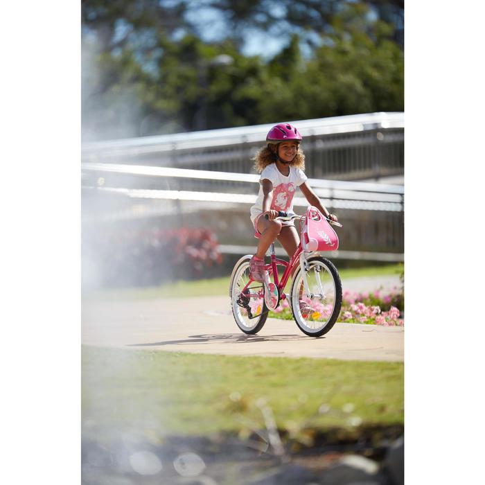 VELO ENFANT 20 POUCES MISTIGIRL 500 ROSE - 56806