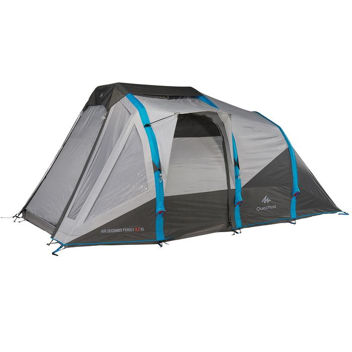 BUITENTENT VOOR DE QUECHUA-TENT AIR SECONDS 4.2 XL