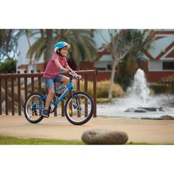 VTT ENFANT RACINGBOY 320 20 POUCES 6-9 ANS BLUE