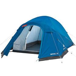 Tent Arpenaz XL 2 blauw - 2 personen