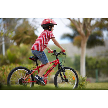 "Mountainbike 20"" Racing Boy 320 Kinder rot"
