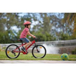 VTT ENFANT RACINGBOY 320 20 POUCES 6-9 ANS RED