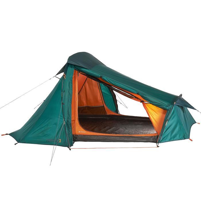Set bogen voor de tent Forclaz 3
