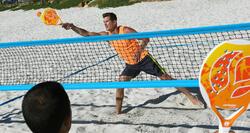 Beach tennis set 700 oranje - 568525