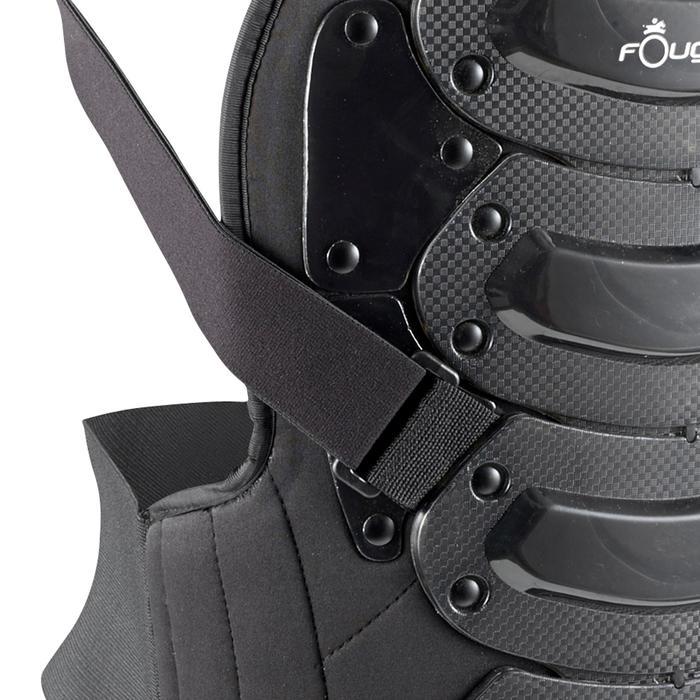 Protection dorsale équitation enfant et adulte SAFETY noir - 568571