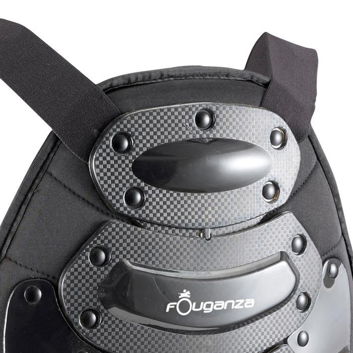 Protection dorsale équitation enfant et adulte SAFETY noir - 568572