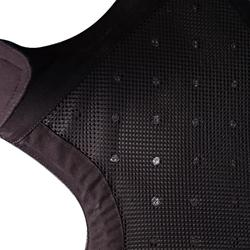 Safety 100 Children's Horse Riding Body Protector - Black