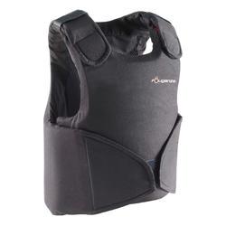 Safety 100 兒童馬術運動身體防護護具 - 黑色