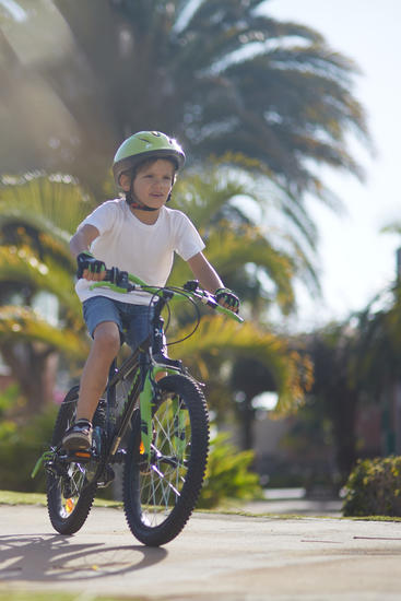 VTT ENFANT 20 POUCES RACINGBOY 500 NOIR/VERT