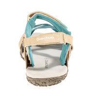 Arpenaz Switch* 200 Women's hiking sandals - Beige/blue