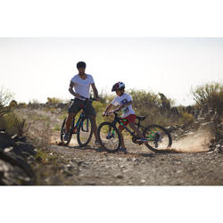 Kindermountainbike Rockrder 700 24 inch 8-12 jaar