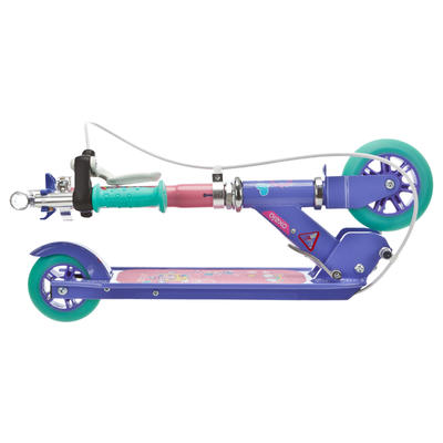 Play 5 Kids' Scooter with Brake - Pink/Purple