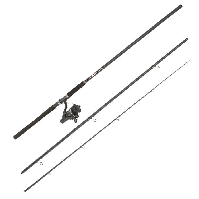 Conjunto para la pesca a la inglesa MATCH FIBER 360