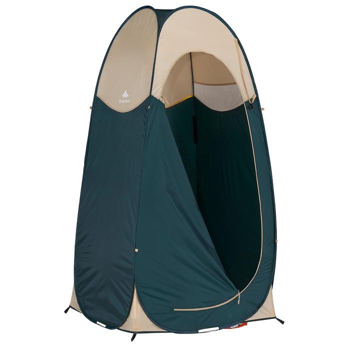 Douchehokje voor camping/trekking Seconds groen