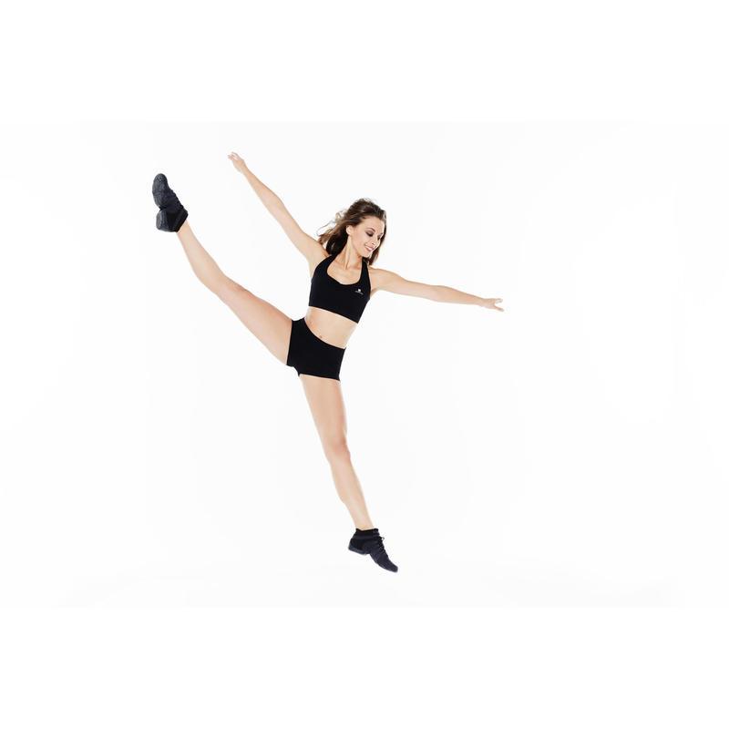 oficial de ventas calientes lo mas baratas barato mejor valorado Ropa de danza moderna - Short danza mujer negro