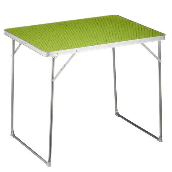 Vouwtafel voor camping / bivak 4 personen - 571594