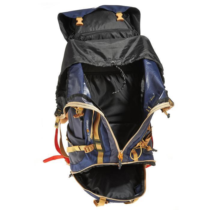 Sac à dos de trekking en montagne homme | EASYFIT 50L bleu