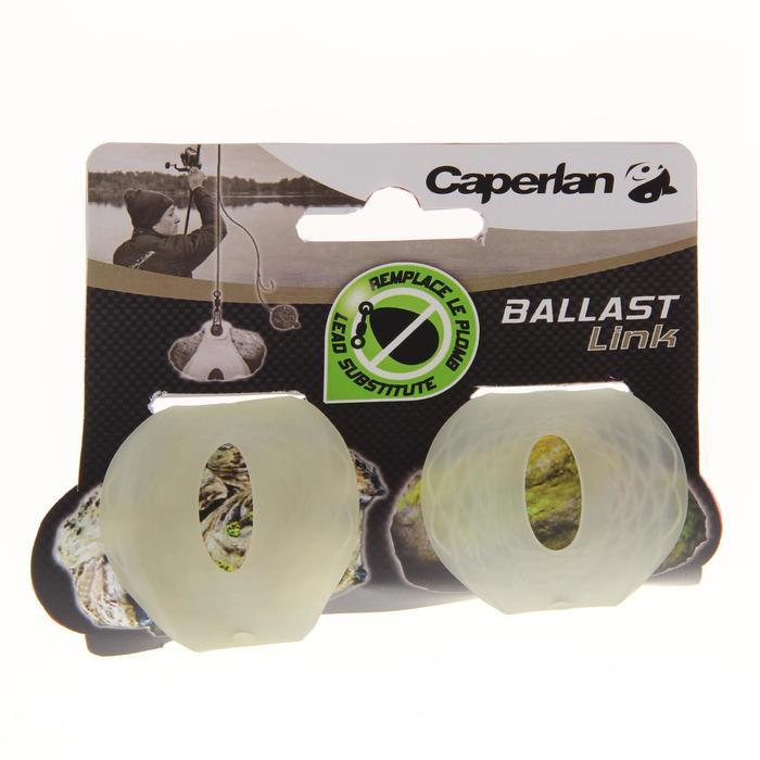 Veelzijdig lood hengelsport Ballast Link