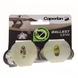 Vielseitiges Angelgewicht Ballast Link