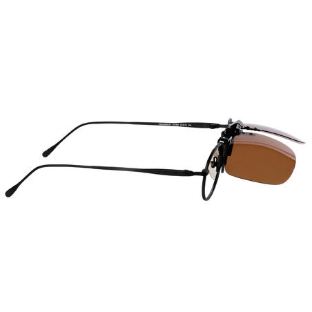 Polarising fishing overglasses 100 DUSKYBAY Clip-On