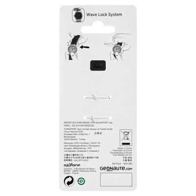 WATCH STRAP COMPATIBLE W500, W700 AND W900 - BLACK