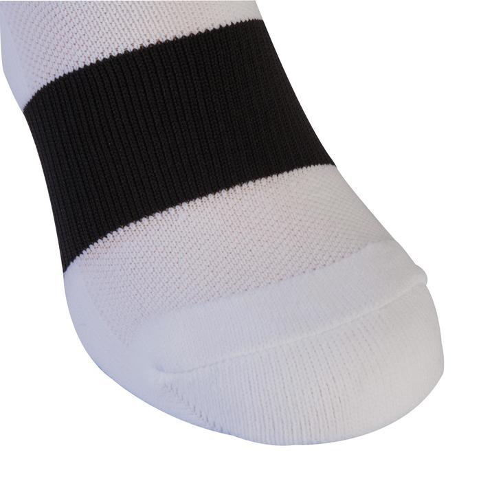 Chaussettes de football adulte F500 blanche - 572887