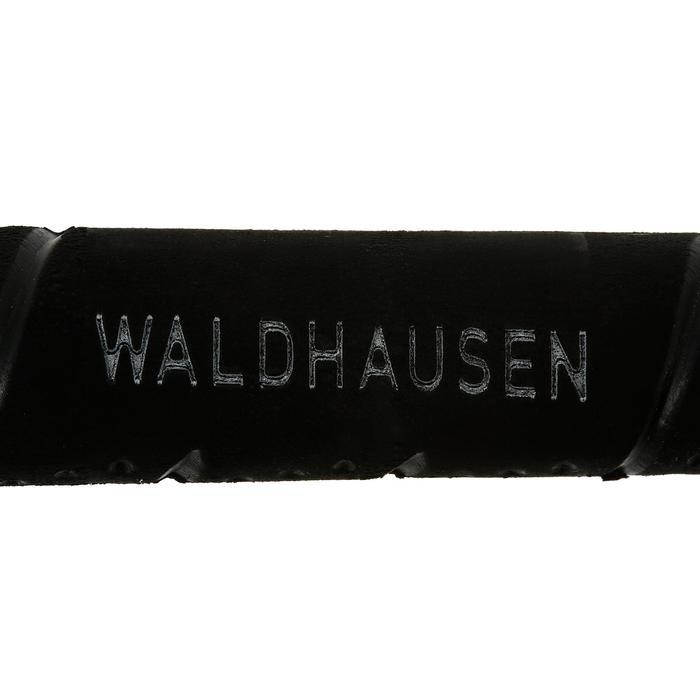 Cravache équitation JUMP noir - 65 cm
