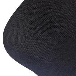 Calcetines Running Kaleji Ekiden Adultos Negro x3