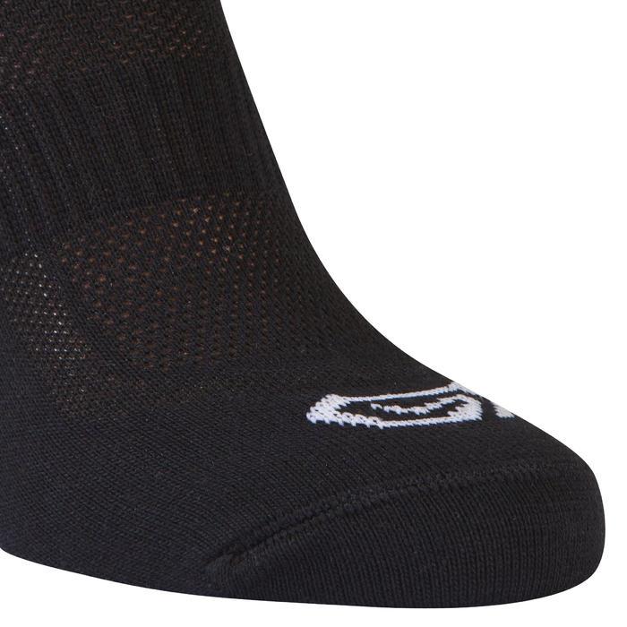 跑步襪EKIDEN三雙入黑色