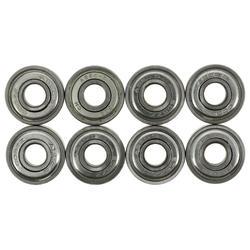 set van 8 ABEC 5-lagers voor inlineskates, skateboard of step - 5789