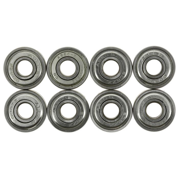 Set van 8 ABEC 5-lagers voor skeelers, skateboard of step