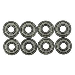 Set van 8 ABEC 7-lagers voor skeelers, skateboard of step