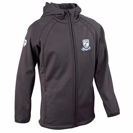 Softshell jas voor kinderen, ruitersport - 579570
