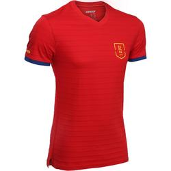 Maillot supporter adulte FP300 espagne rouge