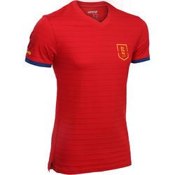 Supportersshirt FP300 voor volwassenen Spanje rood