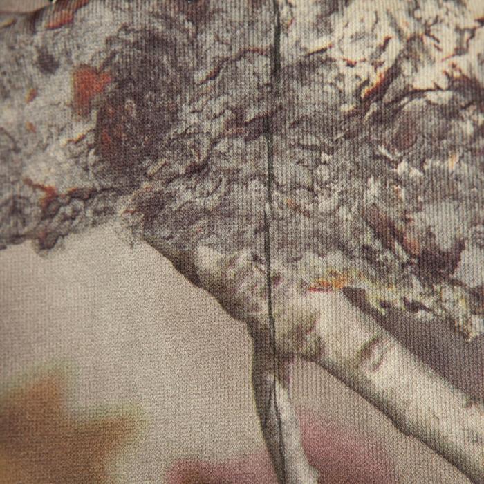 極輕量狩獵手套ACTIKAM 100-棕色
