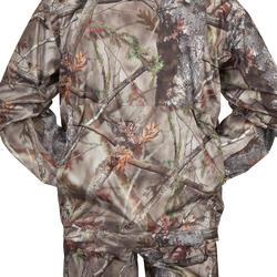 Waterdichte jas Actikam 100 camouflage bruin - 581249
