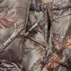 Waterdichte jas Actikam 100 camouflage bruin - 581259