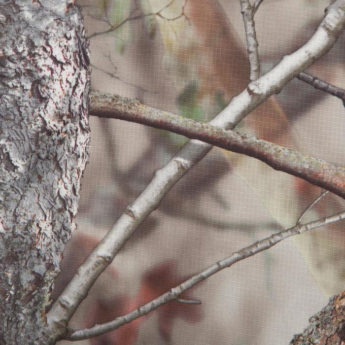 Veste Actikam 100 imperméable camouflage marron - 581260