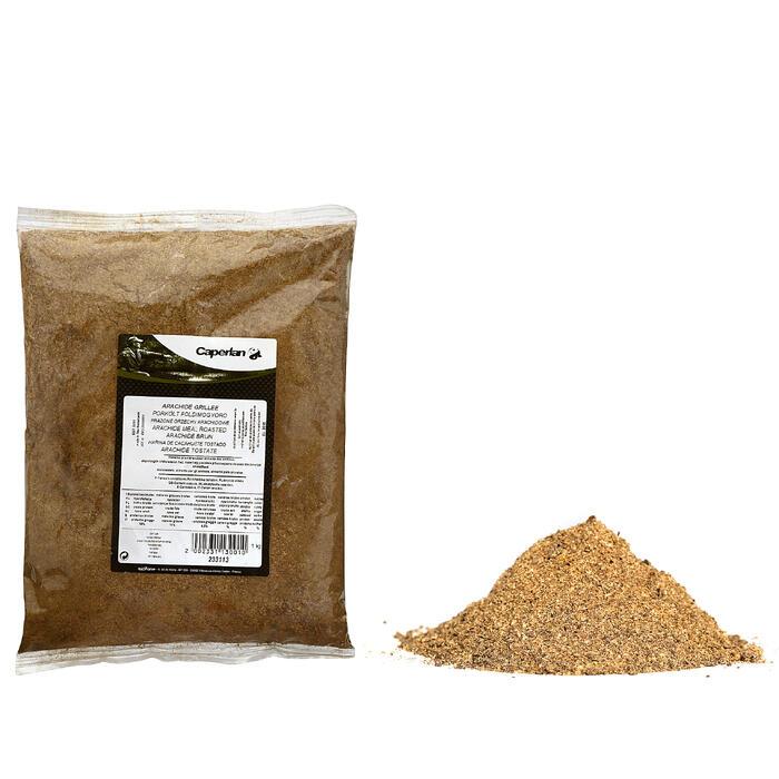 Geroosterd pindameel voor statisch vissen 1 kg
