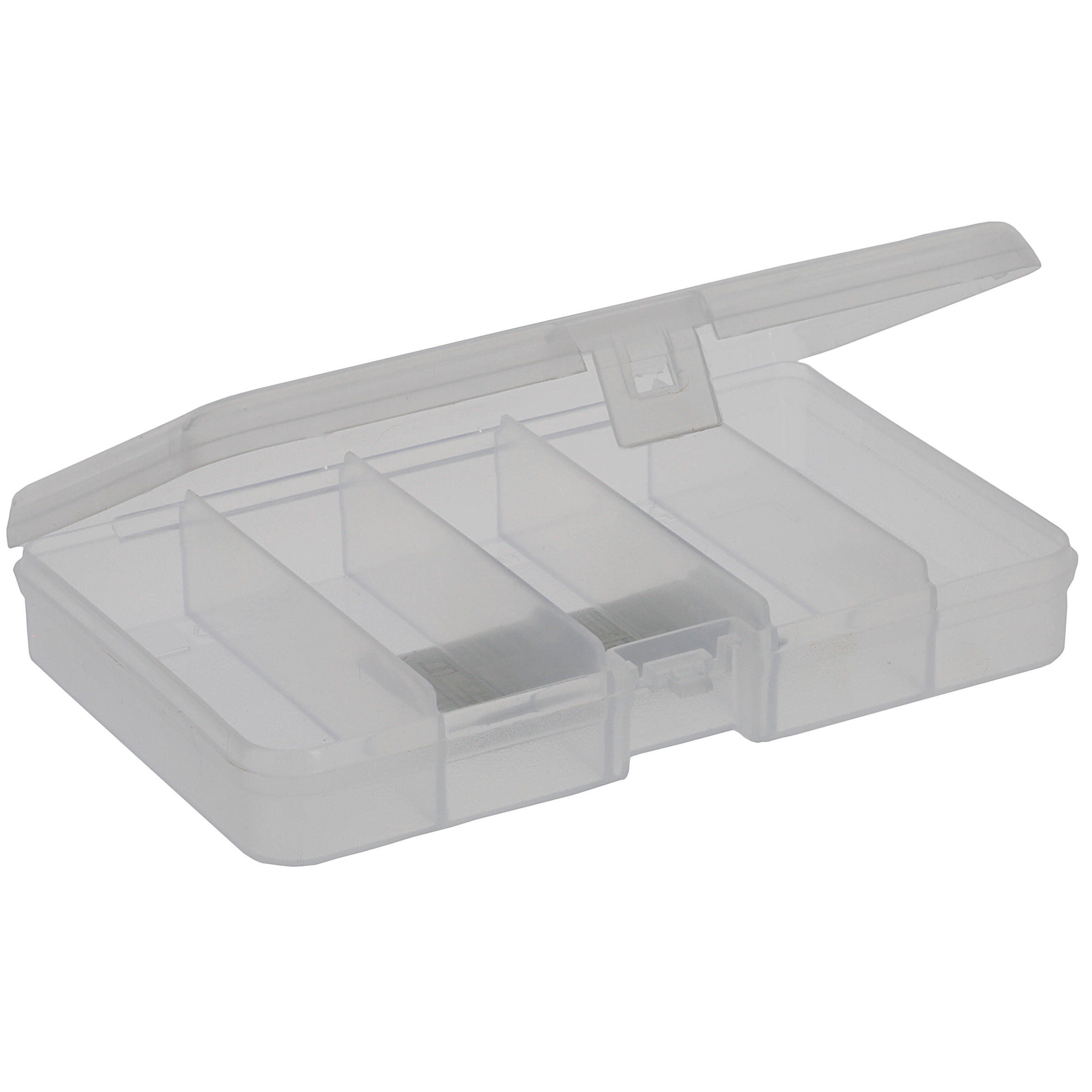 Caja pesca con señuelos 5 compartimentos PM